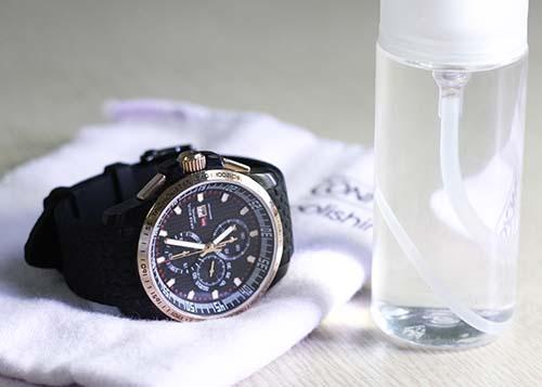 Cách bảo quản đồng hồ đeo tay