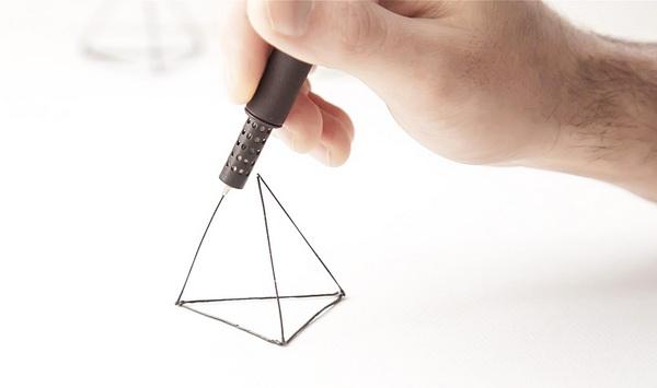 Công nghệ bút 3D biến đồ vật thành mong ước