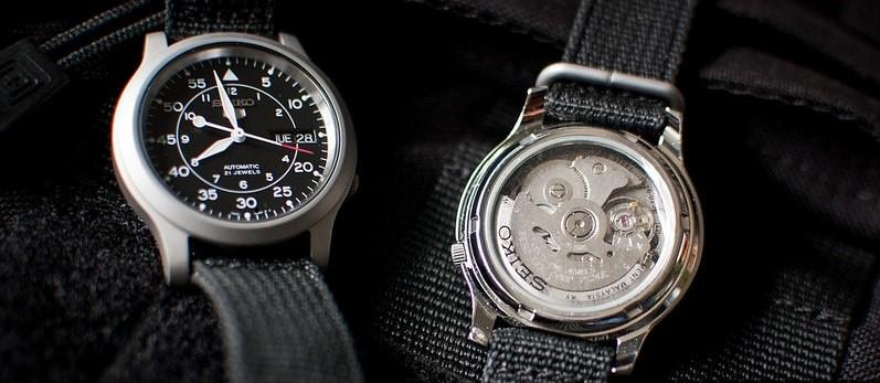 Giải mã sức hút đồng hồ quân đội Mỹ