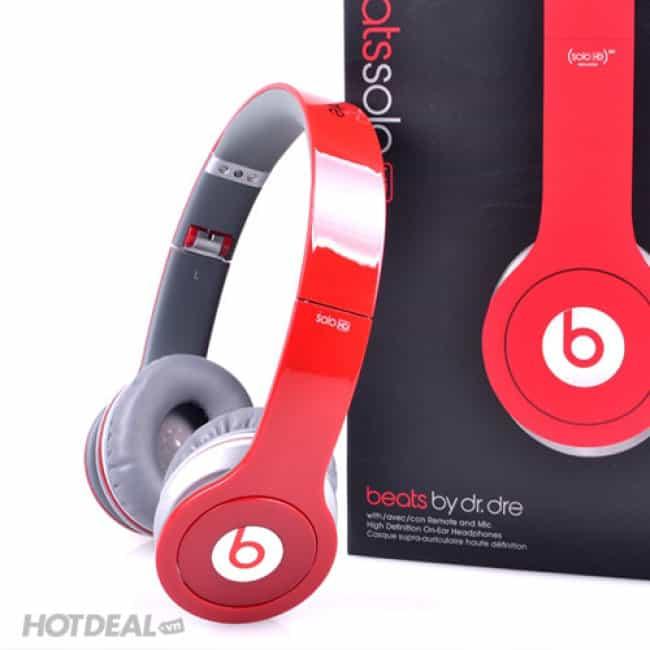 Tìm hiểu tai nghe thương hiệu Beats