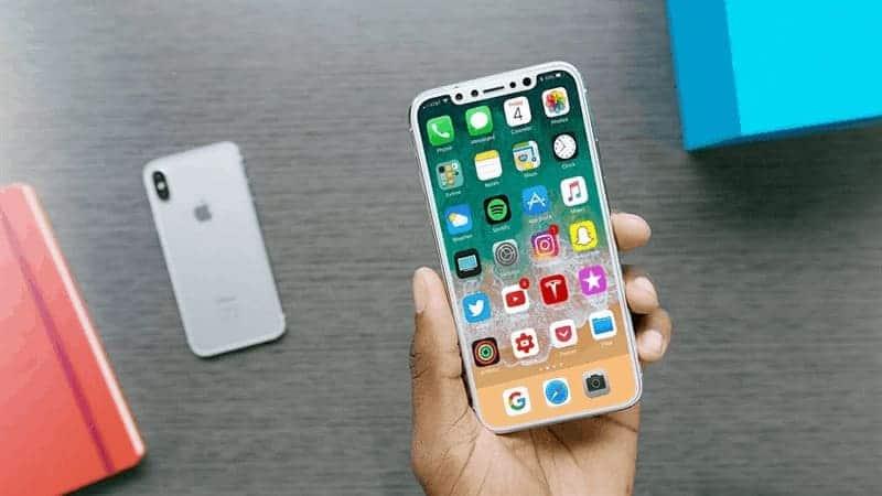 iphone x cấu hình khủng