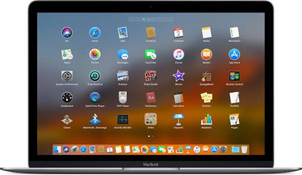 cách cài đặt phần mềm cho macbook