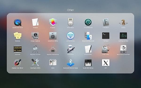cách chép dữ liệu từ macbook vào ổ cứng
