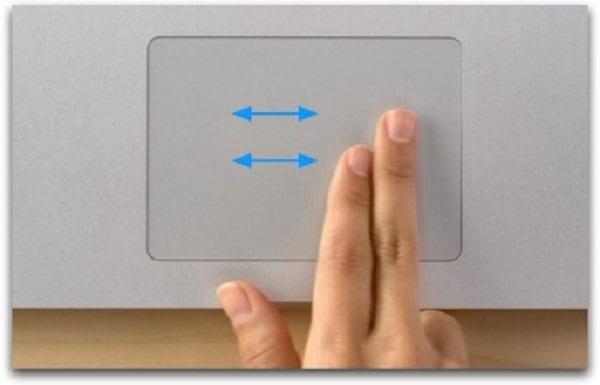 cách dùng macbook air