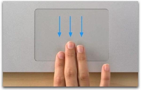 cách dùng macbook