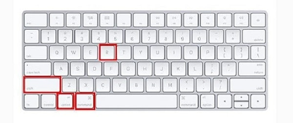 khôi phục cài đặt gốc macbook