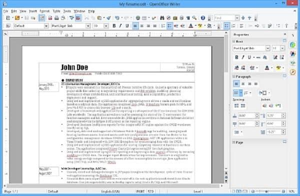soạn thảo văn bản trên macbook