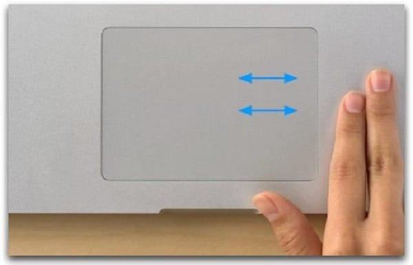 sử dụng macbook air